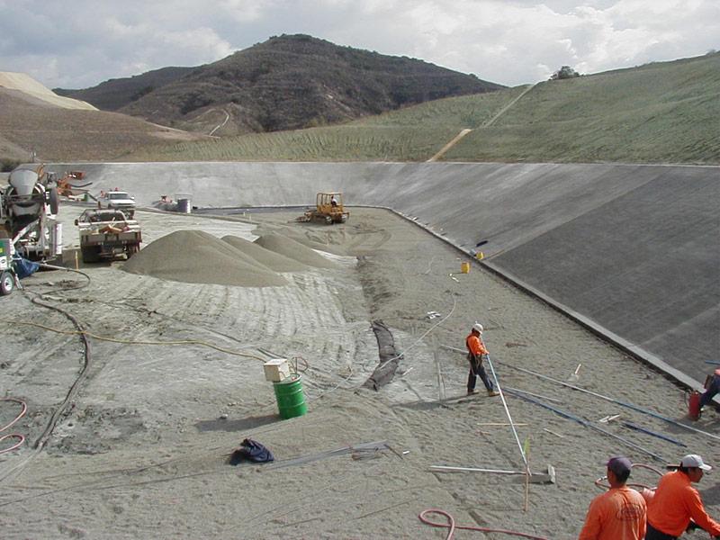 Bowerman Landfill Project - Southwest V-Ditch, Inc.