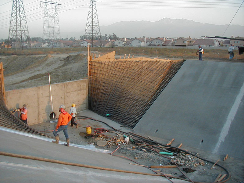 Chino Basin Facilities Project - Southwest V-Ditch, Inc.